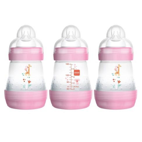 MAM Anti-Colic Bottle, 5oz, 3ct - image 1 of 4