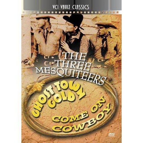 The Three Mesquiteers Western Double Feature Volume 1 (DVD) - image 1 of 1