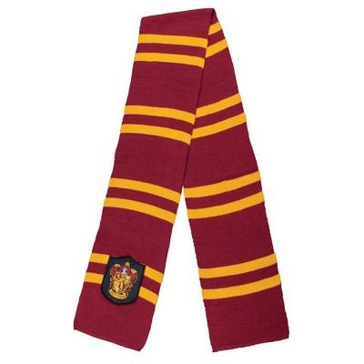 Harry Potter Gryffindor Halloween Scarf