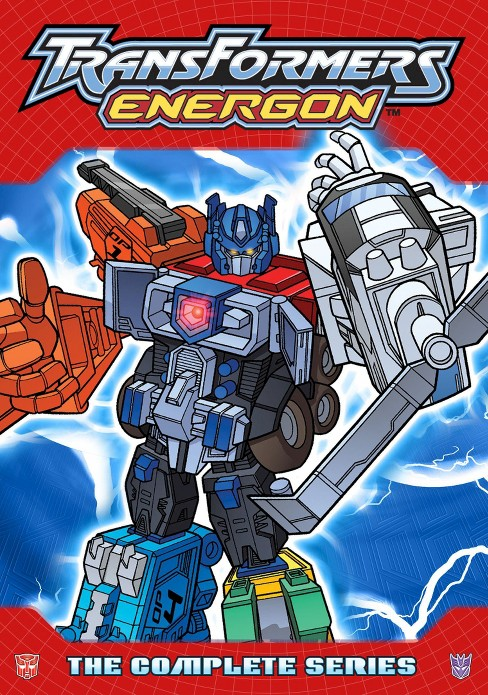 Transformers energon:Complete series (DVD) - image 1 of 1