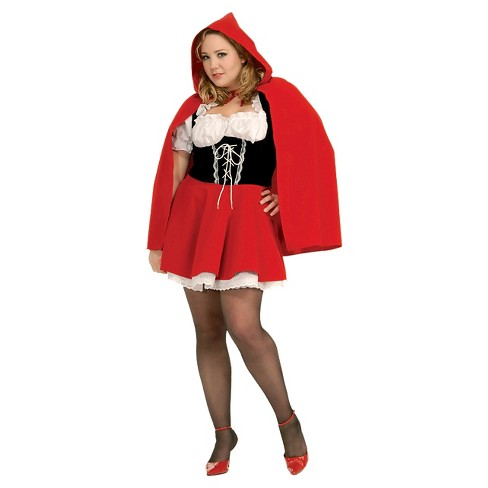 Women's Red Riding Hood Costume - Large - image 1 of 1
