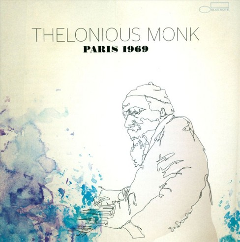 Thelonious monk - Paris 1969 (Vinyl) - image 1 of 2