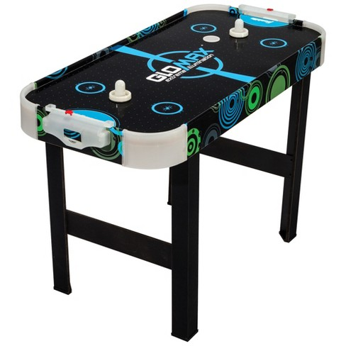 "Franklin Sports 40"" Glomax Air Hockey Table - image 1 of 7"