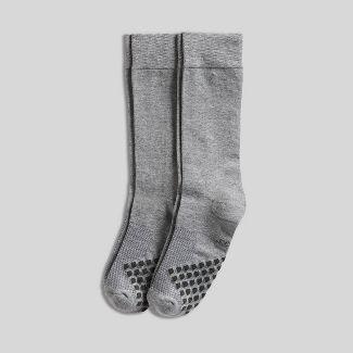 Jockey Generation Men's Diamond Cushion Comfort 2pk Crew Socks - Gray 8-12