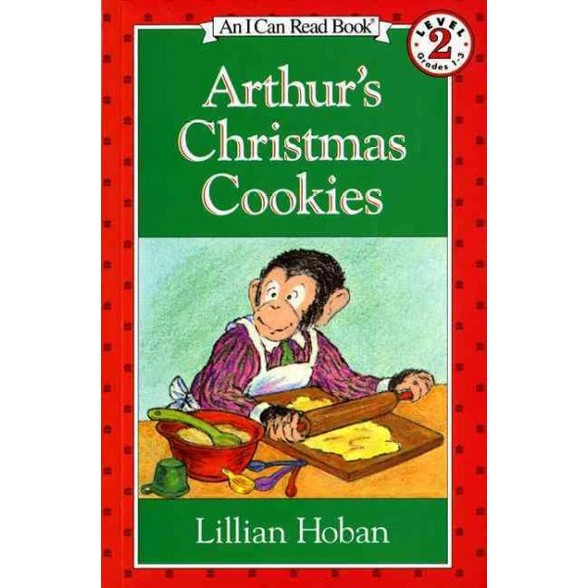 Arthurs Christmas.Arthur S Christmas Cookies I Can Read Level 2 By Lillian Hoban Paperback