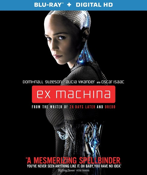 Ex Machina (Blu-ray) - image 1 of 1
