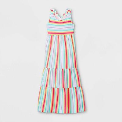 Girls' Sleeveless Knit Maxi Dress - Cat & Jack™