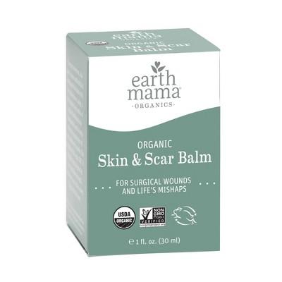 Earth Mama Organics Skin & Scar Balm 1 fl oz