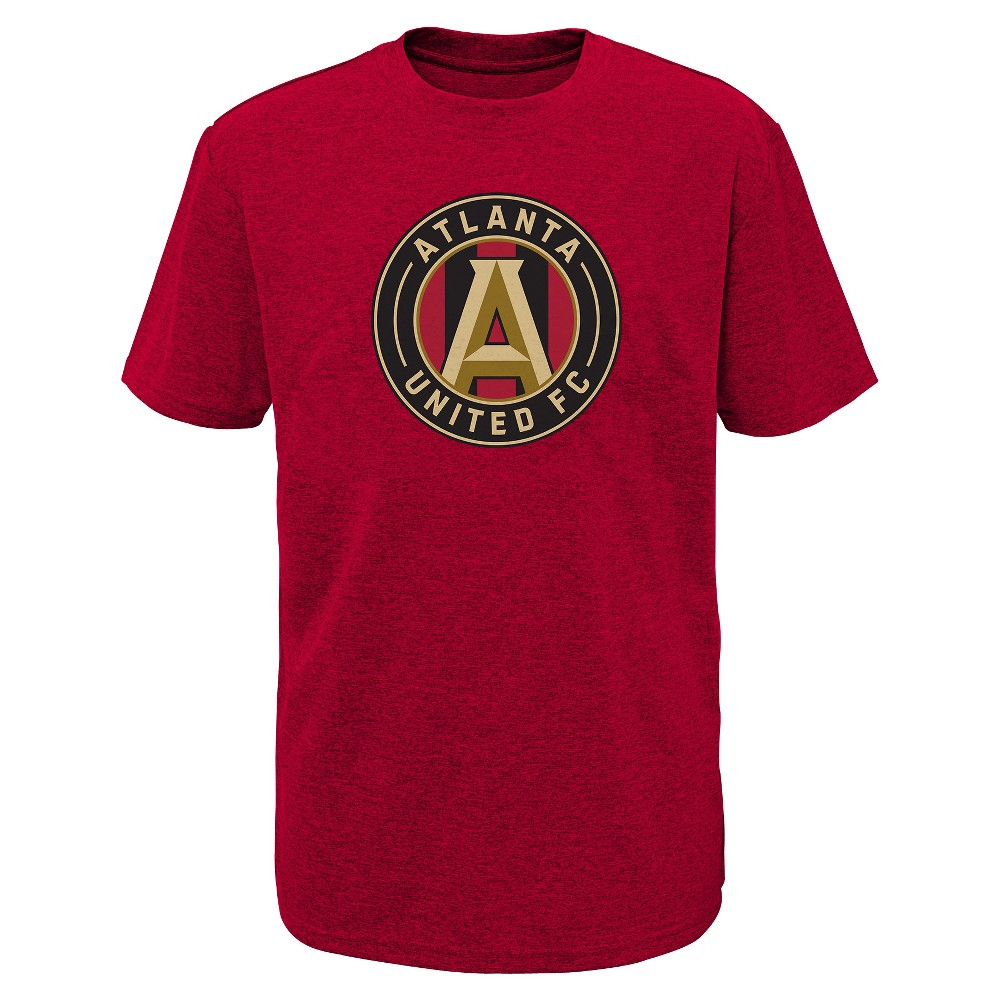 Mls Boys Poly T-Shirt Atlanta United FC - XL, Multicolored