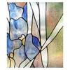 "24"" x 36"" Red Iris Window Film - Artscape - image 2 of 3"
