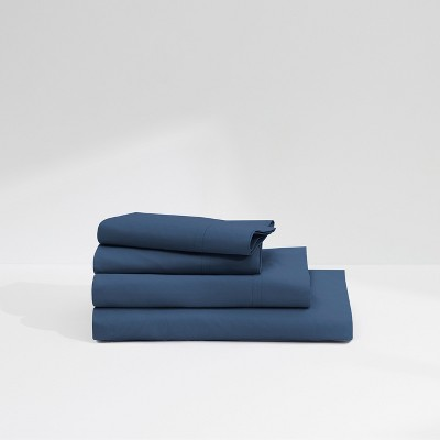 Casper King Twill 360 Thread Count Sheet Set Marine