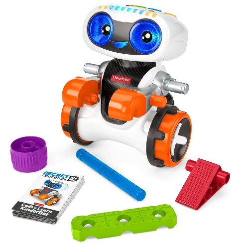 Fisher-Price Code 'n Learn Kinderbot - image 1 of 4