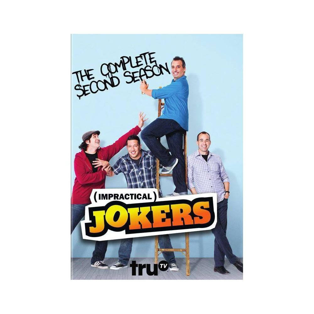 Impractical Jokers The Complete Second Season Dvd