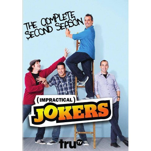 Impractical Jokers: The Complete Second Season (DVD) - image 1 of 1