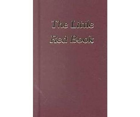 Little Red Book (Revised) (Hardcover) - image 1 of 1
