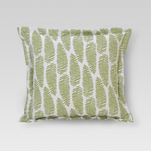 Deep Seat Pillow Back - Ferns - Threshold™ - image 1 of 1