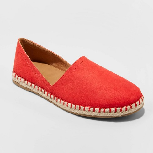 Women's Andi Espadrille Flats - A New Day™ - image 1 of 3