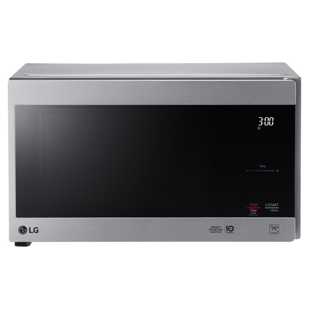Image of LG 0.9 cu ft Countertop Microwave Smart Inverter Stainless - LMC0975ST