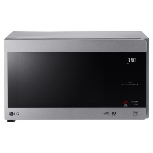 Lg 0 9 Cu Ft Countertop Microwave Smart