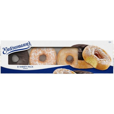 Entenmann's Classic Variety Donuts - 16oz