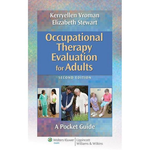 Occupational Therapy Evaluation for Adults - (Point (Lippincott Williams & Wilkins)) 2 Edition - image 1 of 1