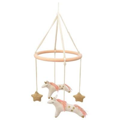 Meri Meri - Unicorn Baby Mobile - Mobiles - 1ct