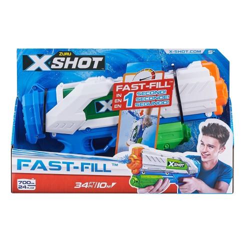 Zuru X-Shot Water Warfare Fast-Fill Water Blaster - image 1 of 4