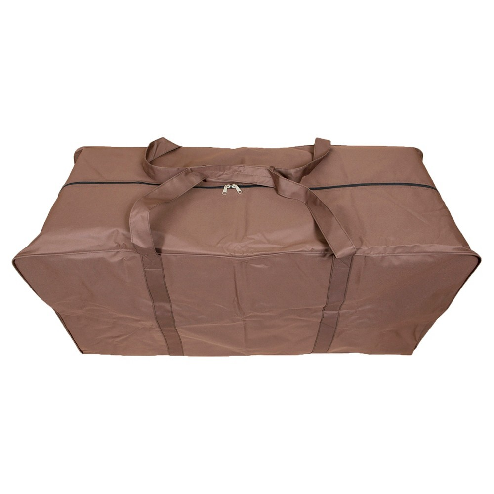 Image of 58W Ultimate Cushion Storage Bag Mochaccino - Classic Accessories