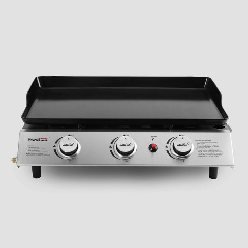 Royal Gourmet Pd1300 3 Burner 27 000 Btu Portable Gas Grill Griddle With Cover Target