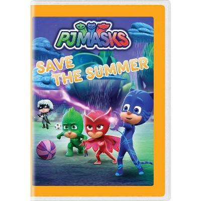 PJ Masks: Save The Summer (DVD)