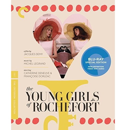 Young Girls Of Rochefort (Blu-ray) - image 1 of 1