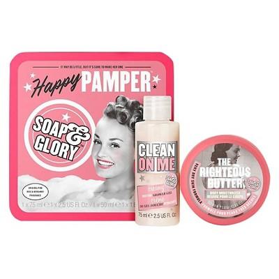 sc 1 st  Target & Soap u0026 Glory Happy Pamper Gift Set : Target