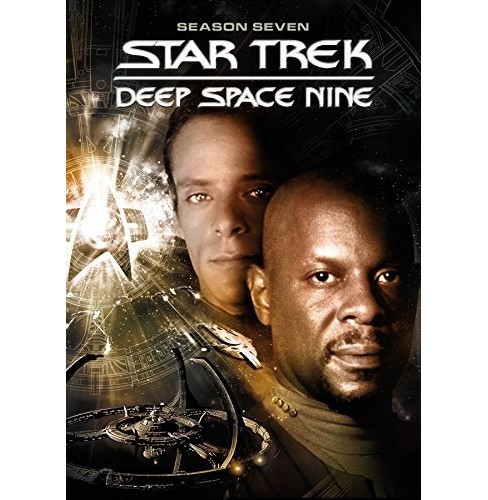 Star Trek:Deep Space Nine Season 7 (DVD) - image 1 of 1