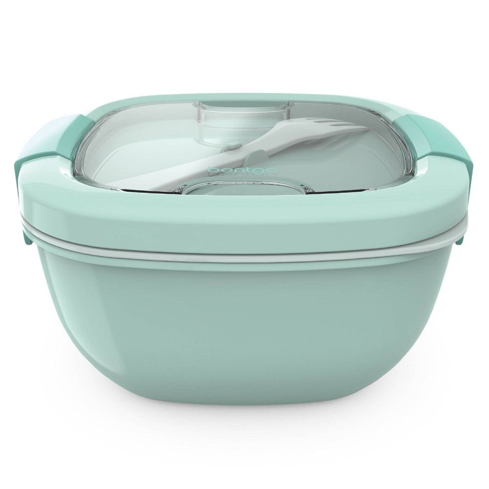 Image of Bentgo Salad Container - Coastal Aqua