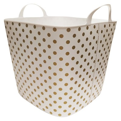 Utility Storage Tubs And Totes - White Gold - Life Story