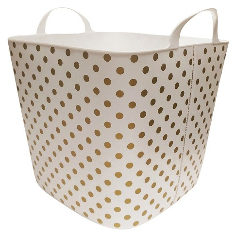 Utility Storage Tubs And Totes - White Gold - Life Story - image 1 of 1