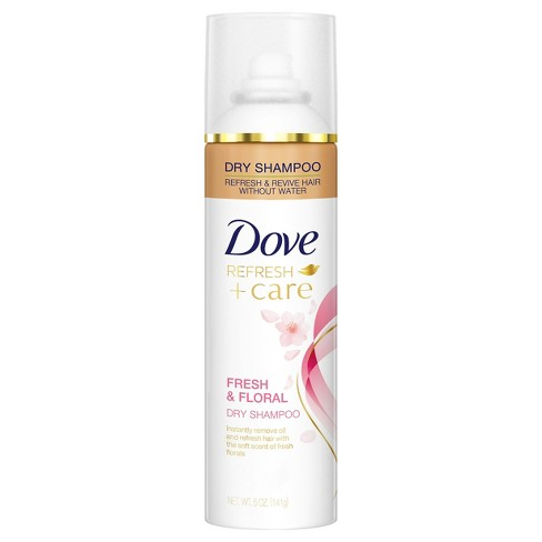 Dove Beauty Refresh + Care Fresh and Floral Dry Shampoo - 5oz - image 1 of 3