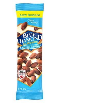 Blue Diamond Lightly Salted Low-Sodium Almonds - 1.5oz