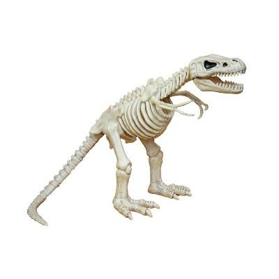 "16"" Halloween T-Rex Skeleton"