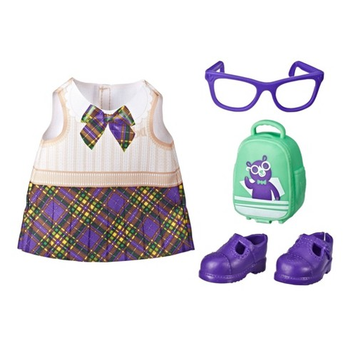 Littles by Baby Alive Outfit - Ready for School - image 1 of 4