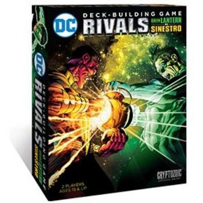 Rivals - Green Lantern vs. Sinestro Board Game