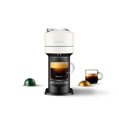 Nespresso Vertuo Next Espresso and Coffee Machine by De'Longhi - White
