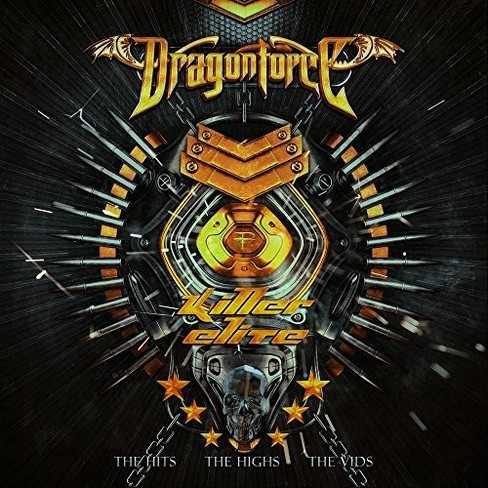 Dragonforce - Killer elite (CD) - image 1 of 1