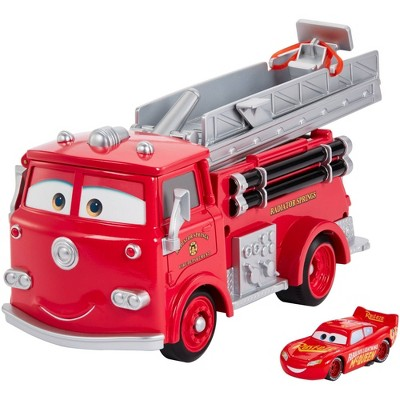 Disney Pixar Cars Stunt & Splash Red