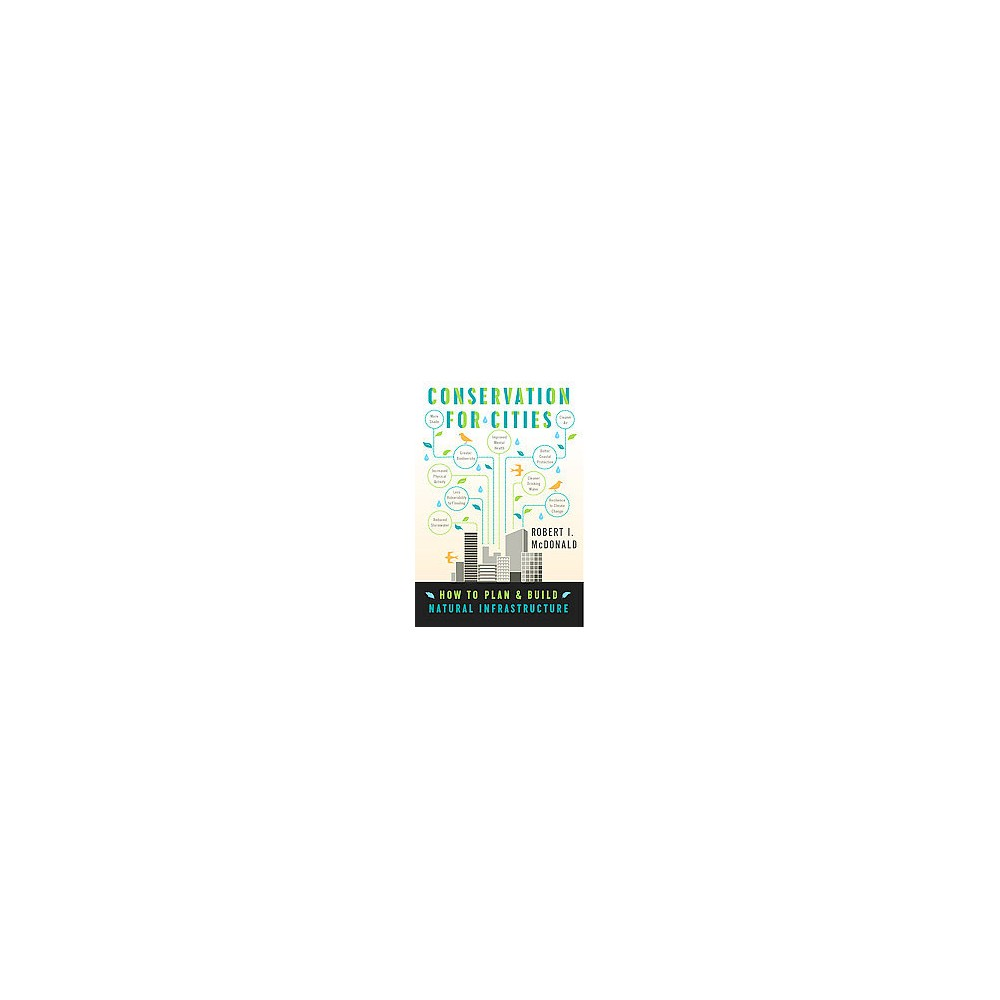 Conservation for Cities (Paperback)