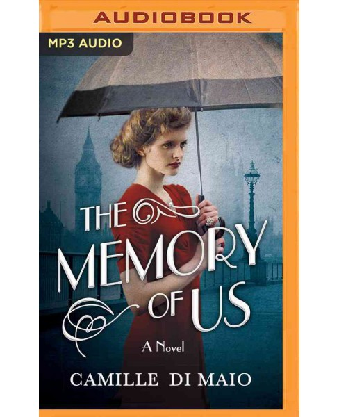 Memory of Us (MP3-CD) (Camille Di Maio) - image 1 of 1