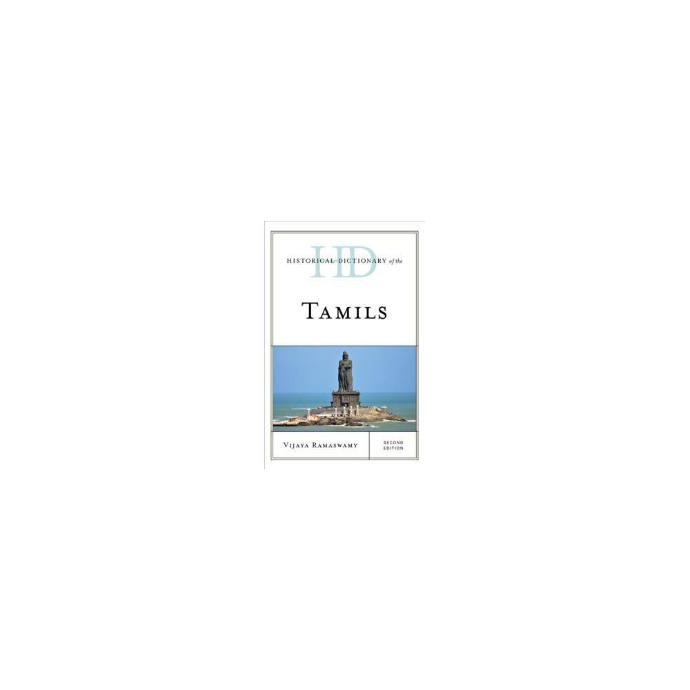 Historical Dictionary of the Tamils (Hardcover) (Vijaya Ramaswamy)