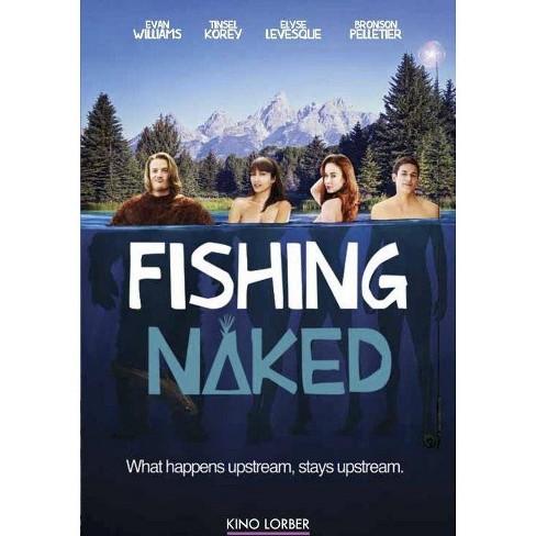 Fishing Naked (DVD) - image 1 of 1
