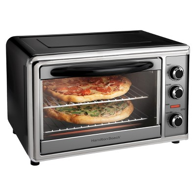 Hamilton Beach Countertop Oven with Convection & Rotisserie- 31104