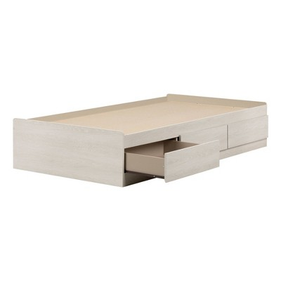 Fynn Mates Bed with 3 Drawers - South Shore